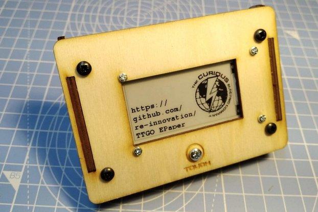E-Paper Remote Display Unit Kit