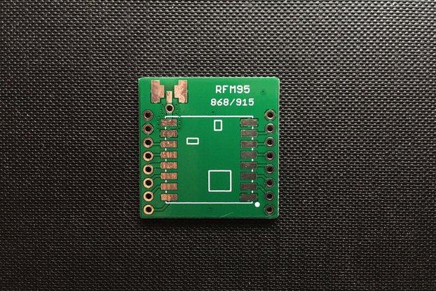 RFM95 Breakout Board