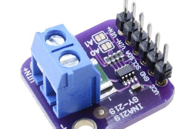INA219 GY-219 Current Power Sensor Breakout Board