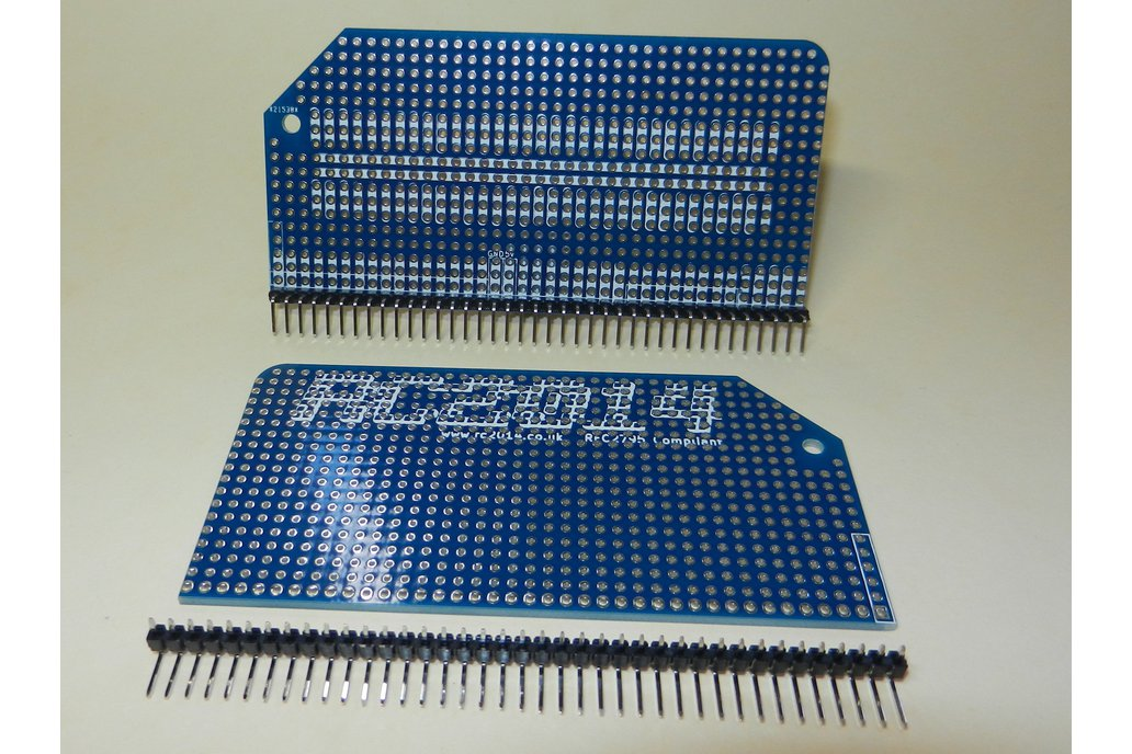 Prototype PCB for RC2014 1