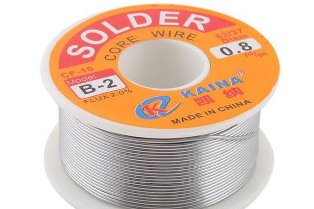 63/37 0.3mm Tin Lead Rosin Core Soldering Wire