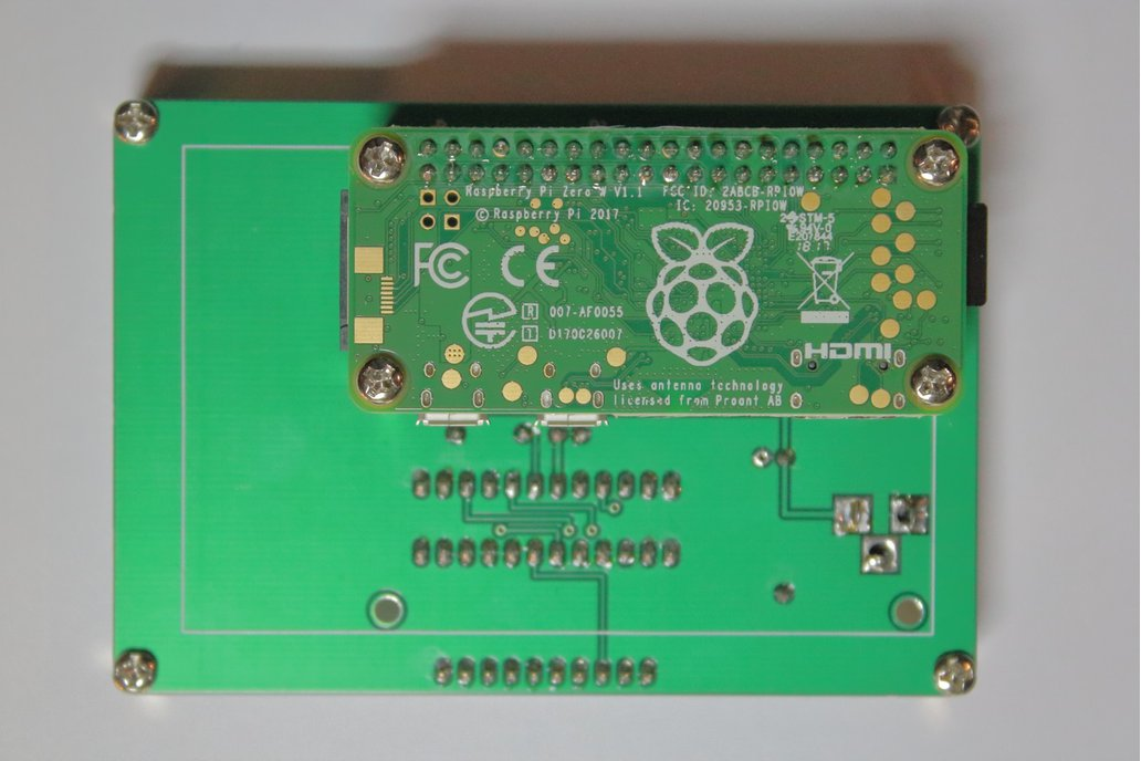 Binary Clock Shield for Raspberry Pi 3