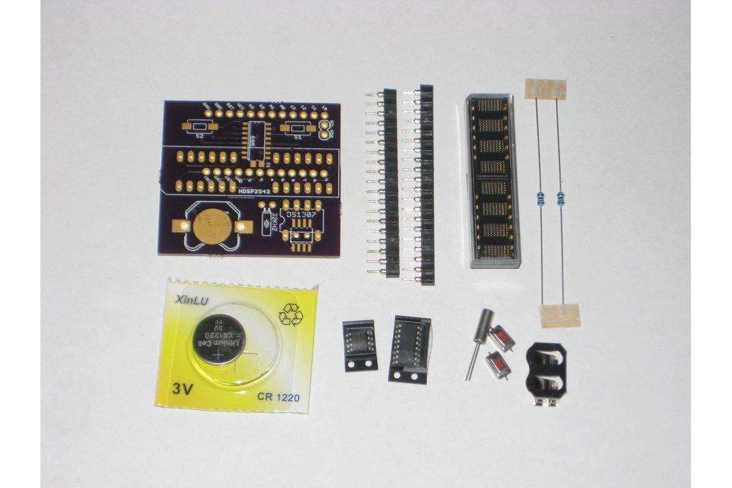ProMini clock shield kit  1