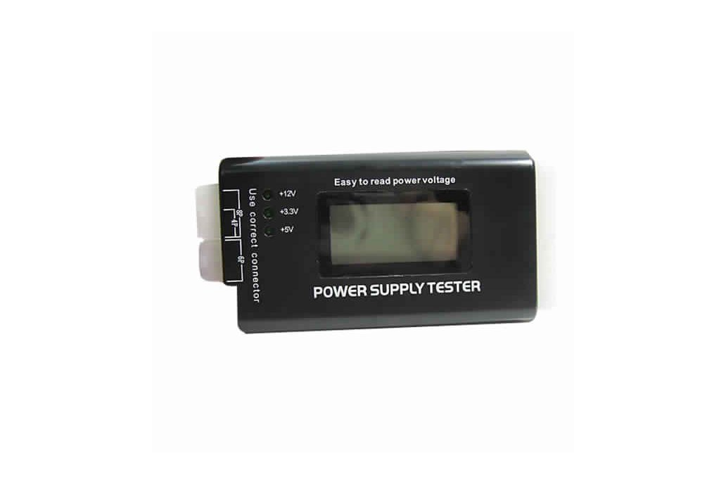 ATX Chassis Power Supply Tester 3