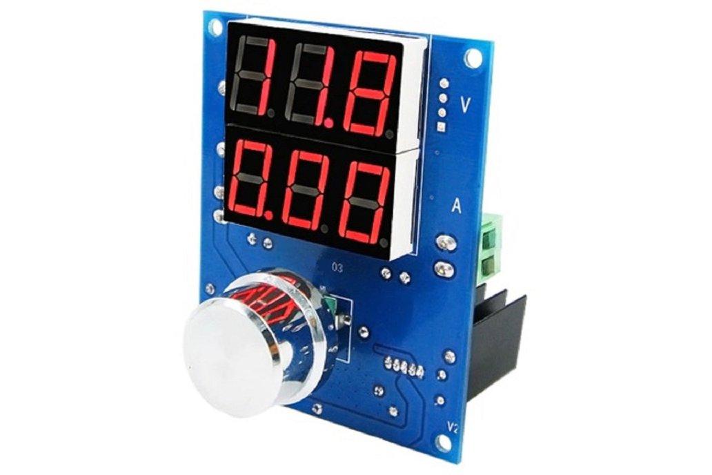 Laboratory precise adjustable Power Supply 1 - 36V 1