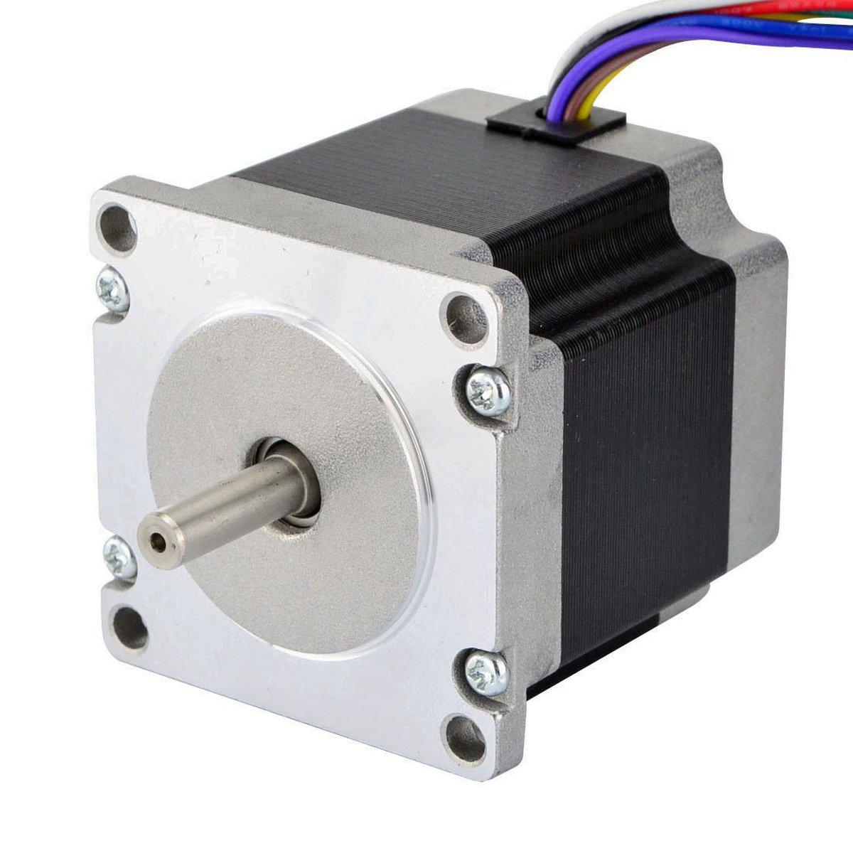 CNC NEMA 23 Metal Mounting Bracket for Nema 23 motors or Size 57 Motors//US ship