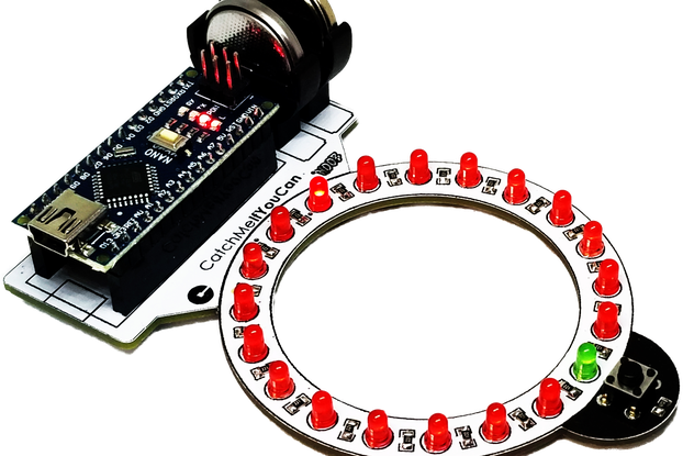 Ledring - Play Game with Arduino