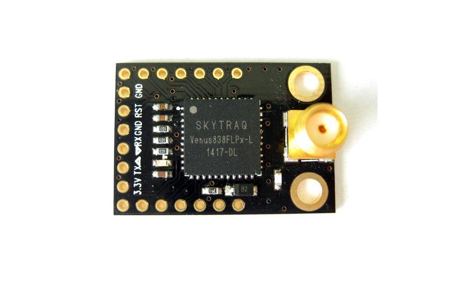 Venus838FLPx GPS Breakout Board - 50 Hz Update