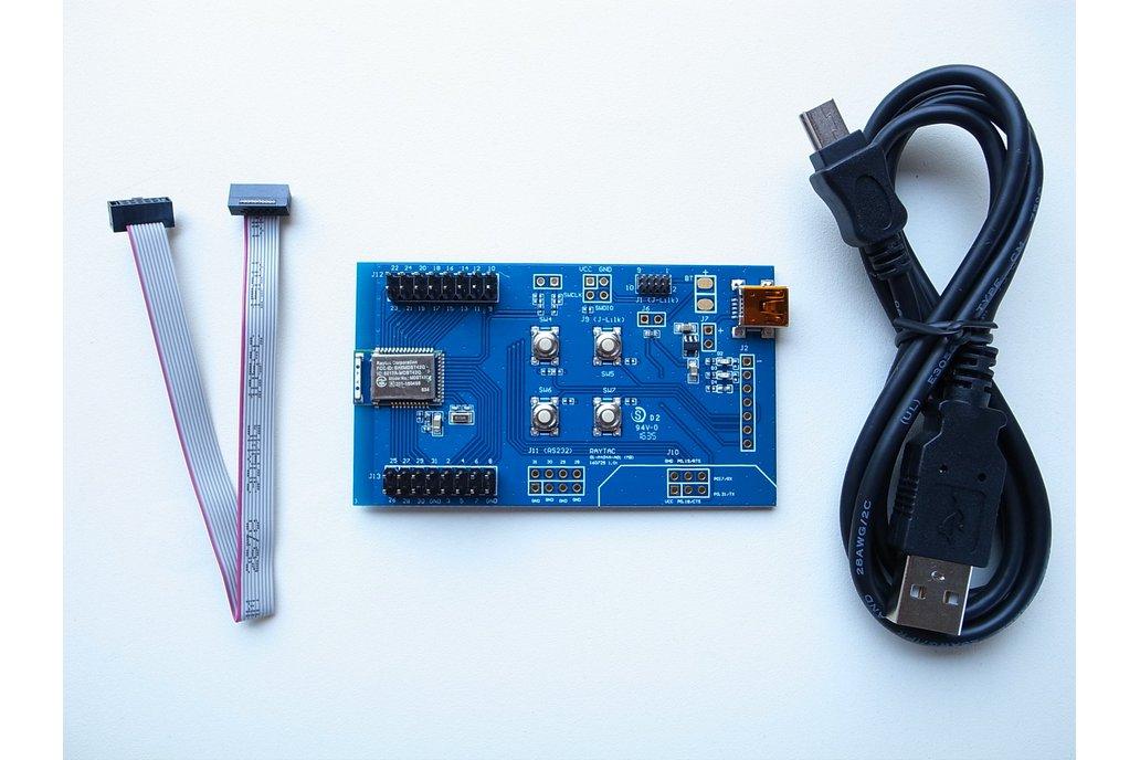 nRF52832 BT5.1 MDBT42Q Module Demo Board Kit 1