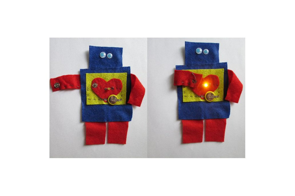 BlinkyBot 1