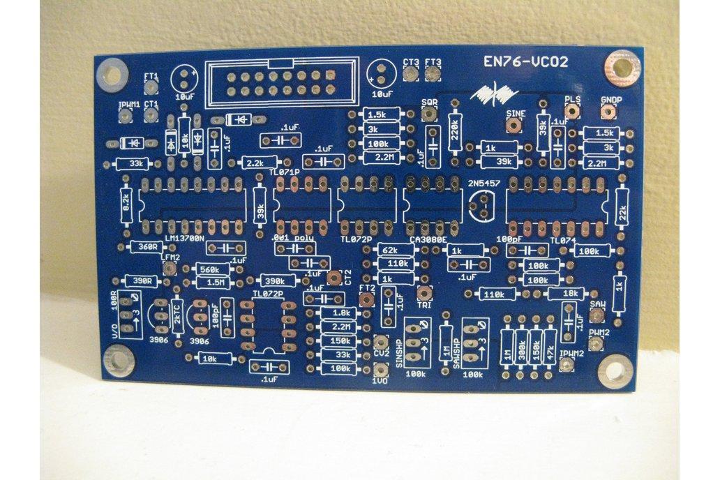 ENS-76 VCO-2 Eurorack PCB 1