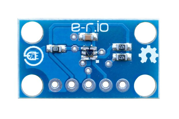 APDS-9200 breakout, UV and ambient light sensor