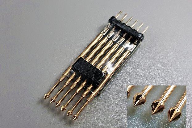 6-pin pogo pin