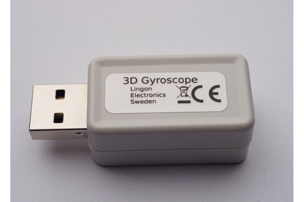 USB 3D Gyroscope 1