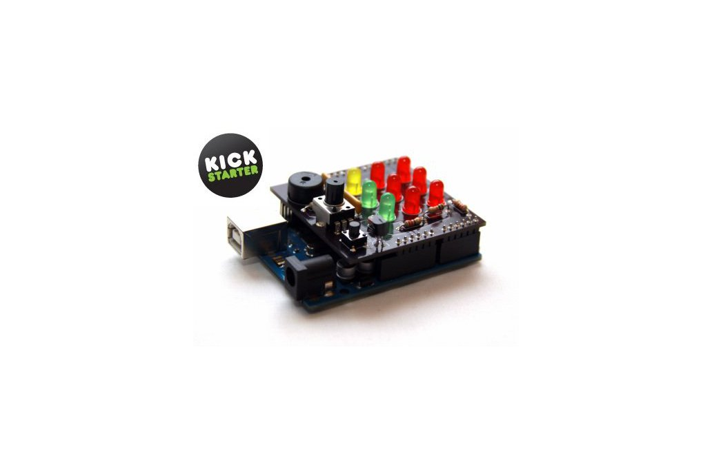 Young Person's Guide to Arduino Kit 1