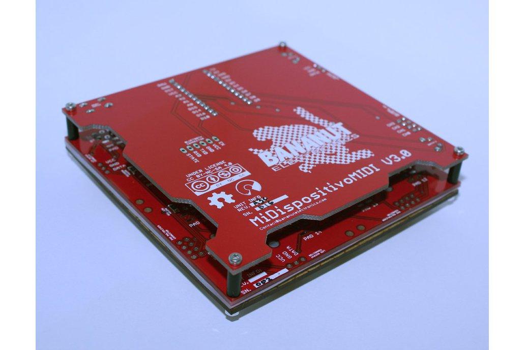 MiDispositivoMIDI V3 - Plug&Play Arduino MIDI 6