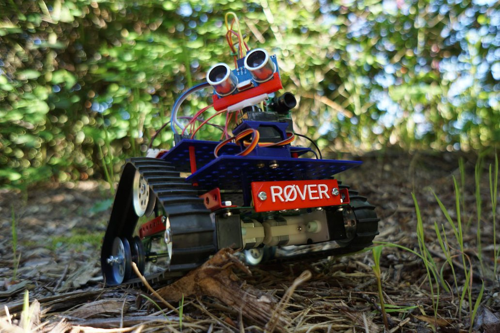 Dark Side Rover v0.1 1