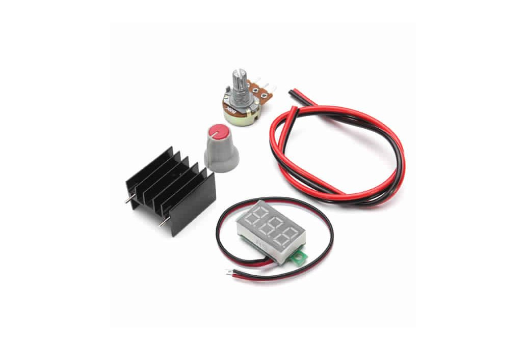 Geekcreit® US Plug 110V DIY LM317 Adjustable 5