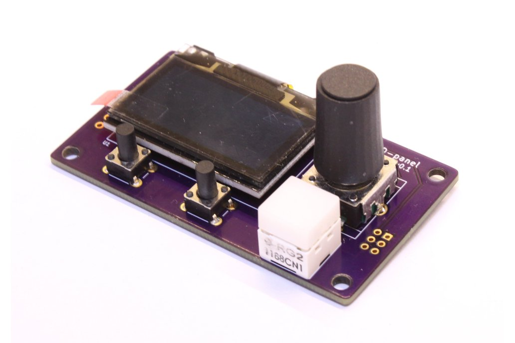 OLED Front Panel Module 1