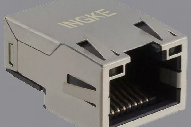 7498111120R 1000Base-T RJ45 Ethernet Connectors