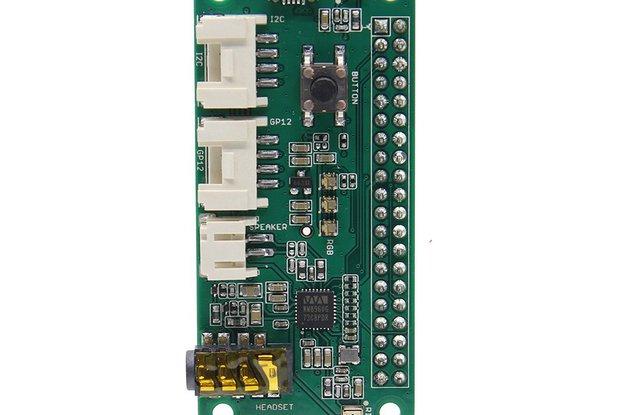 ReSpeaker 2-Mic  Pi HAT Speaker Expansion Board