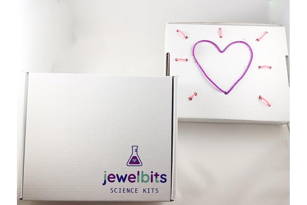 Jewelbits Science Kits - Hello World, NEON 1