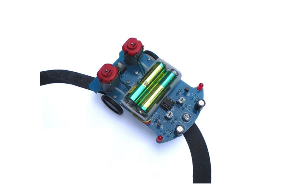 D2-5 Smart Tracking Robot Car(10168) 3