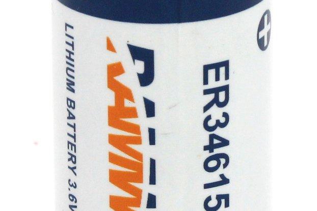 ER14505 Lithium D Size Battery