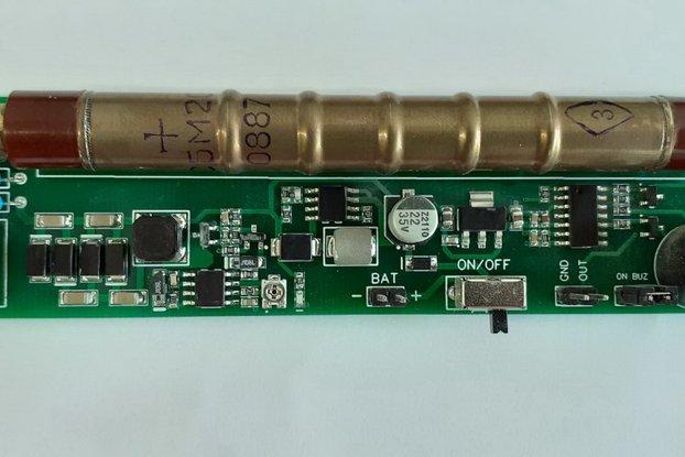 GGreg20_V3 Ionizing Radiation Detector