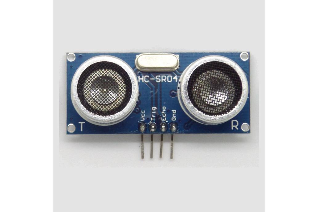 HC-SR04/HC-SR04P Ultrasonic Sensors - 4 pack 1