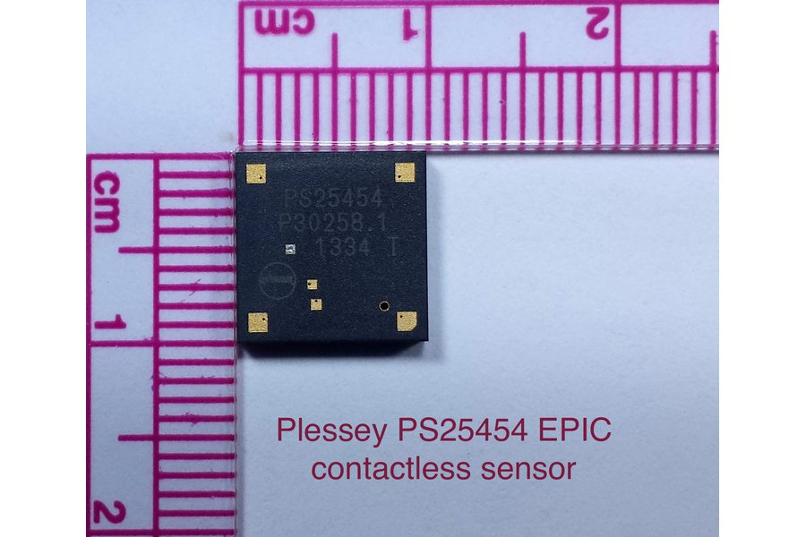 Plessey EPIC Contactless Sensors