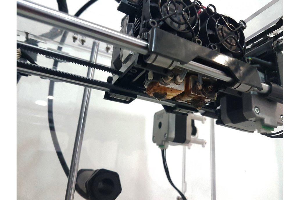 3D printer Wanhao Duplicator 4X - used 6