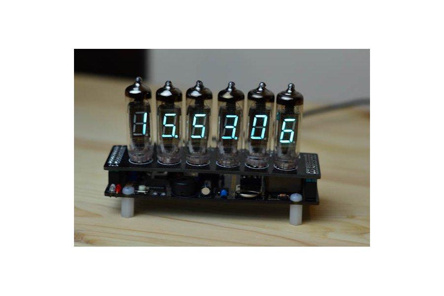VFD Modular Clock IV-6