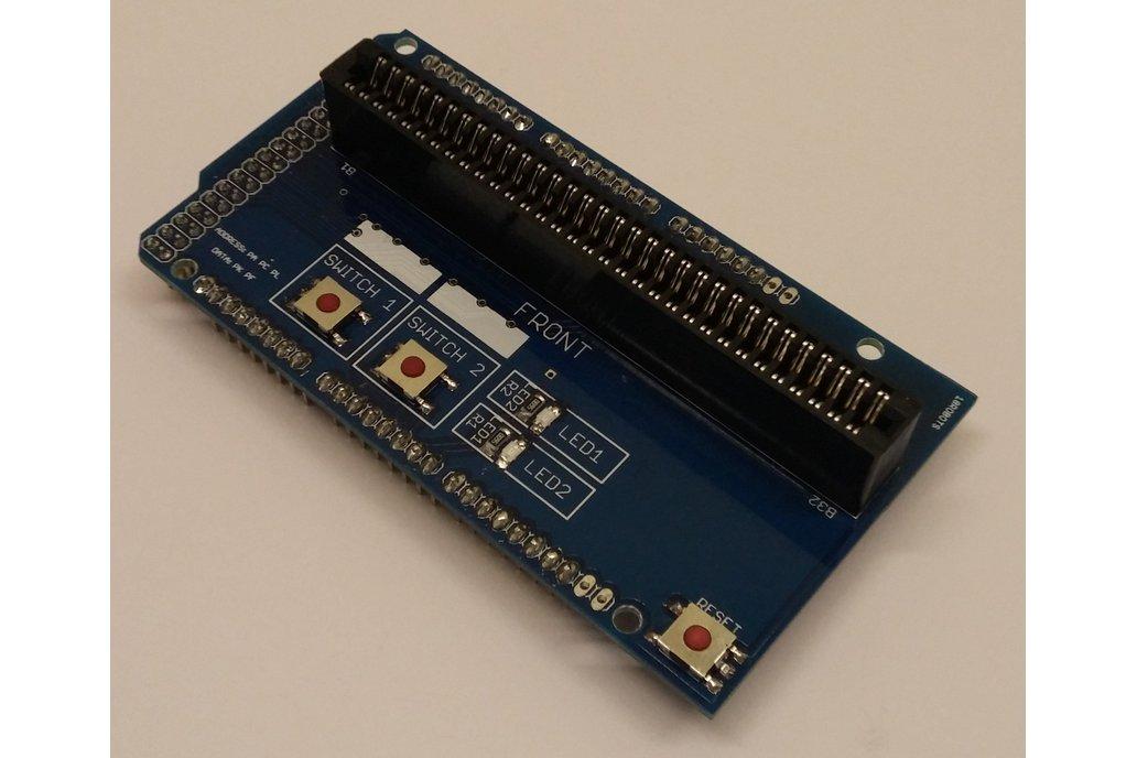 Arduino Mega Megadrive / Genesis Cart Shield 4