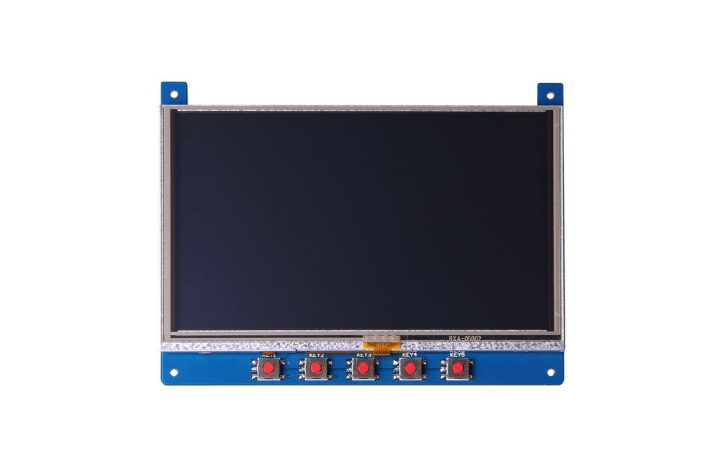 "5.0"" Display for  Arduino and Mbed 1"