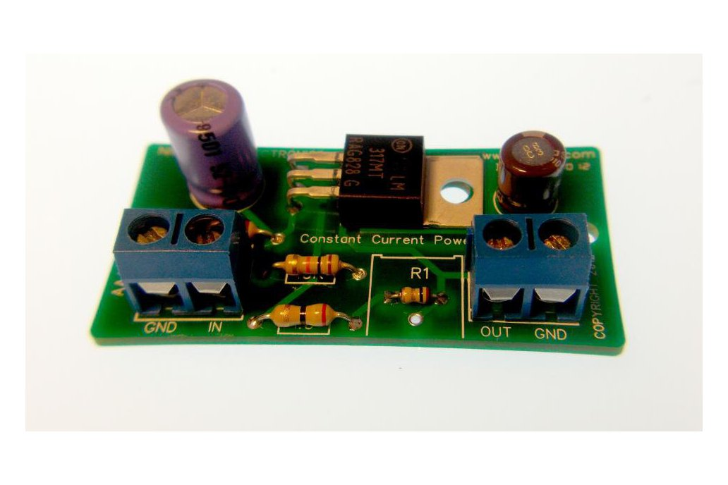Constant Current Battery Charger Kit  1