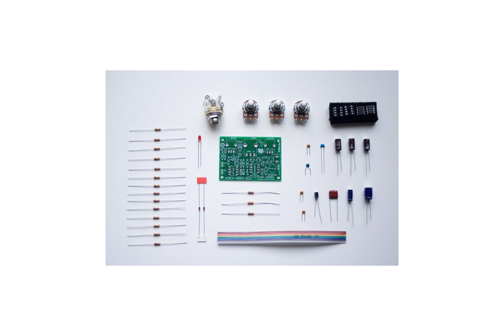 The Stella Amp (kit) 1