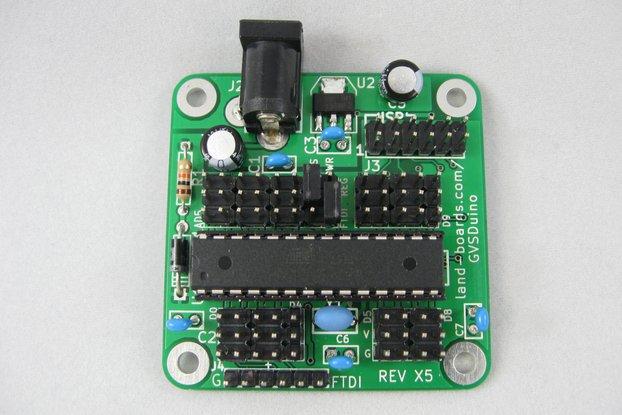 Arduino UNO Compatible ( GVSDuino)