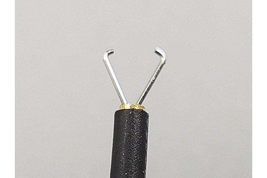 1Pcs Test Clip Mini Grabber SMD IC Hook Probe