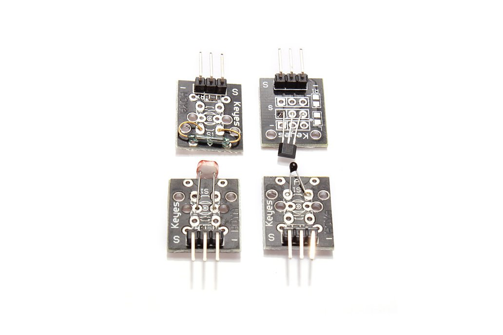 Sensor board set for Arduino 4