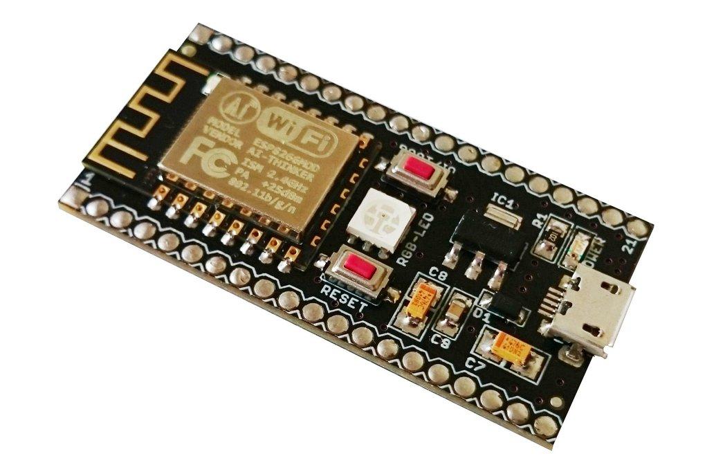 ESP8266 based SmartWIFI Development Module