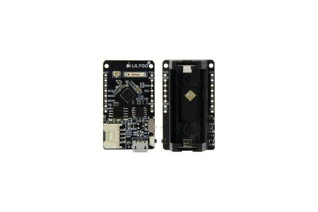 LILYGO® TTGO T-OI ESP8266 Chip Rechargeable 16340