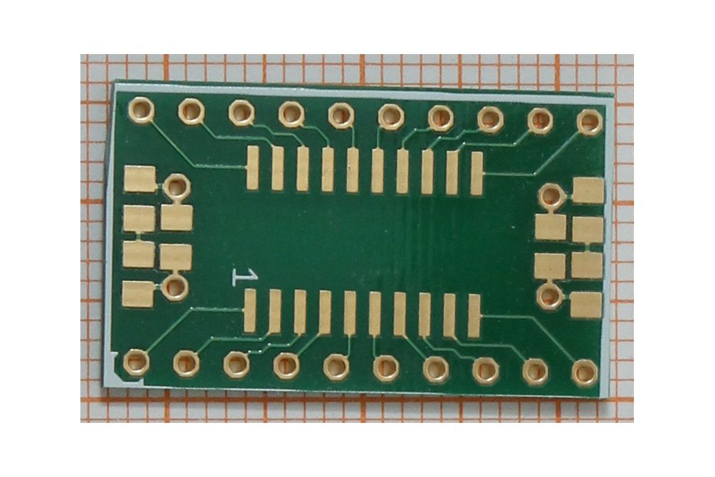 SMD Adapter SOP20 1