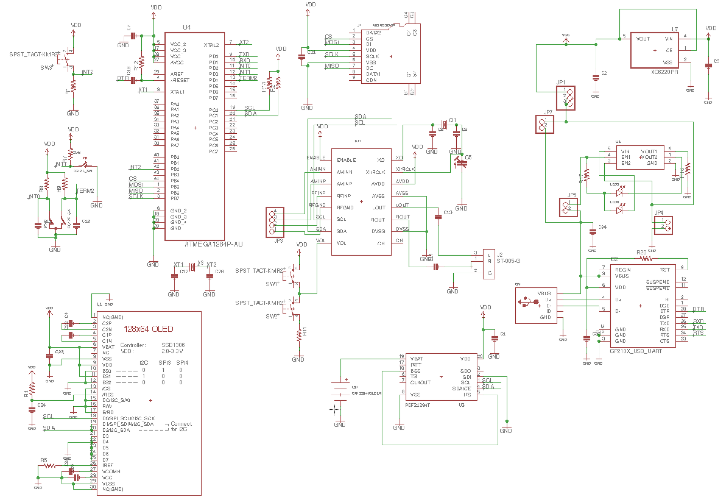 Dsp Radio Chip Based Lw Mw Sw Fm Receiver From Microwavemont On Tindie F M Circuit Diagram Free 4