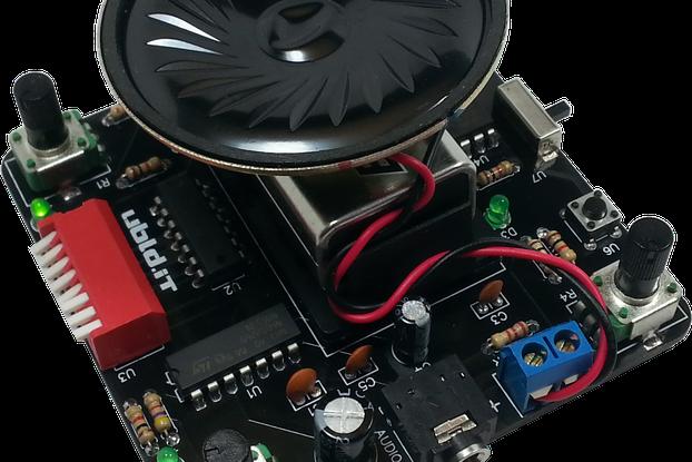 Atari Punkr Kit