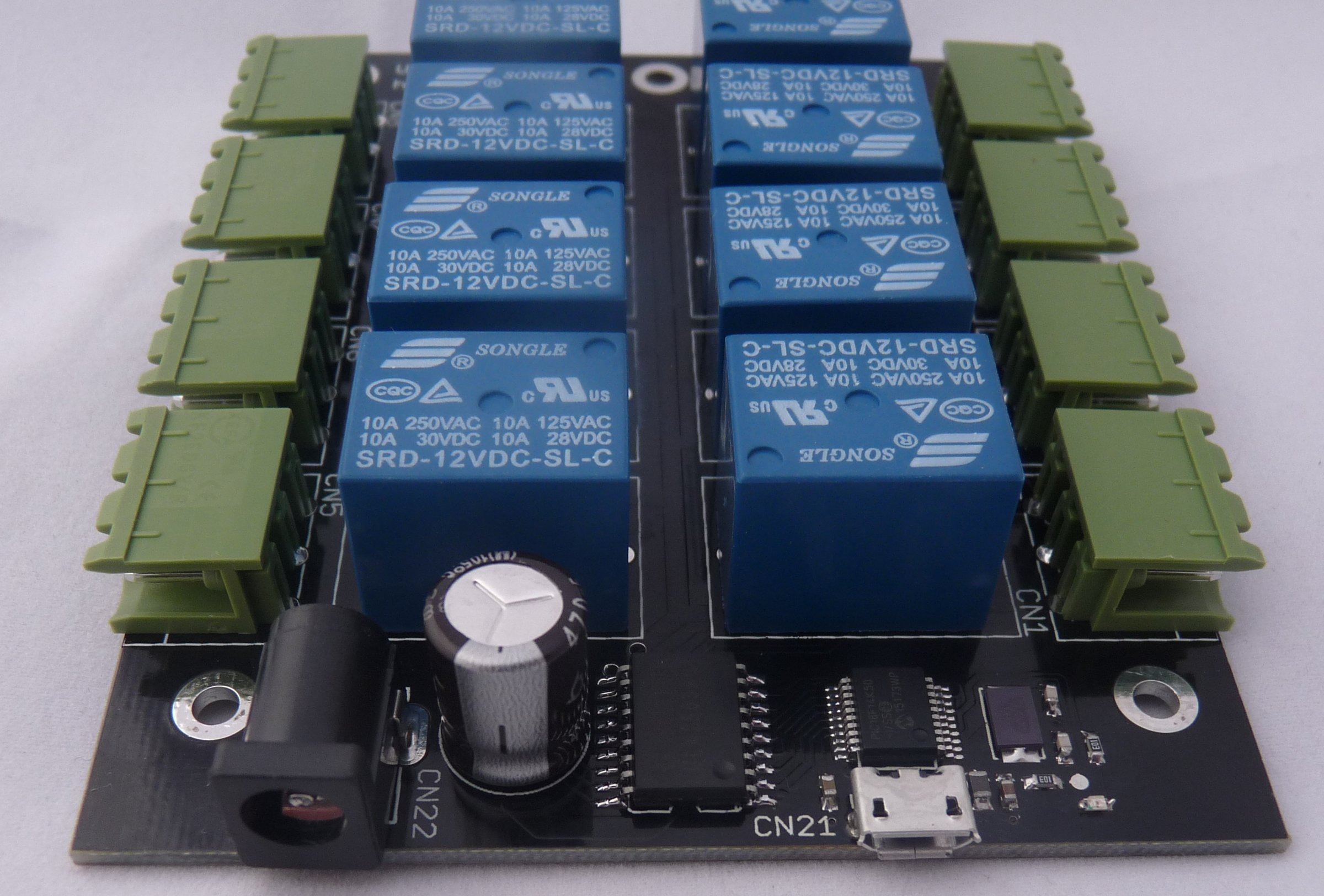 8 Channel Relay Board For Raspberry Pi And Arduino From Peter Jakab Sainsmart Wiring Diagram 9