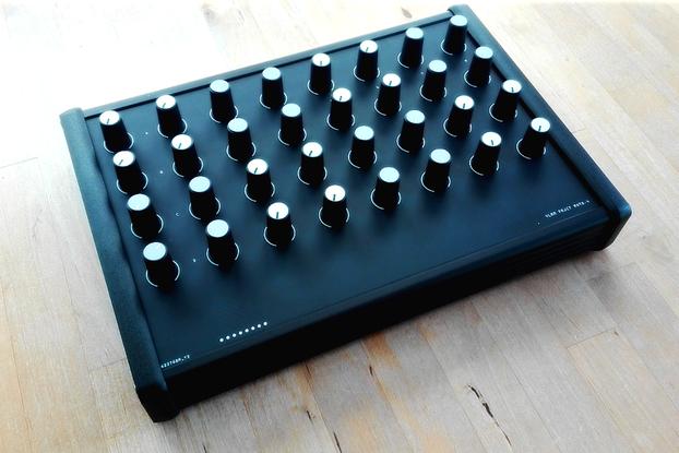MIDI Controller VLRM PRJCT Rot8.x