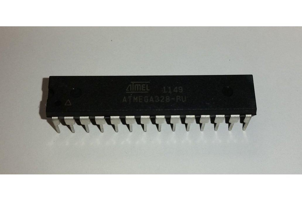 ATMega328PU, DIP Package 1