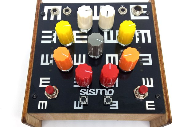 Sismo OPTICS analog synthesizer
