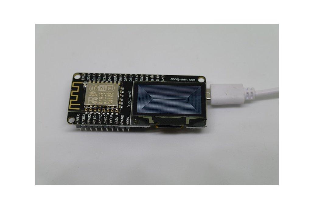 D-duino-B(Arduino&NodeMCU&ESP8266&1.3OLED) 5
